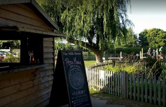 2016 – The Milk House – Sissinghurst